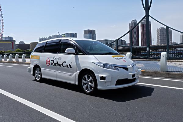 ZMPと日の丸交通、東京都『自動運転技術を活用したビジネスモデル構築に関するプロジェクト』に採択