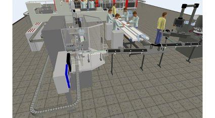 ゼネテック、製造業向けIoT 3Dシミュレーションソフトウェア「FlexSim」の提供を開始
