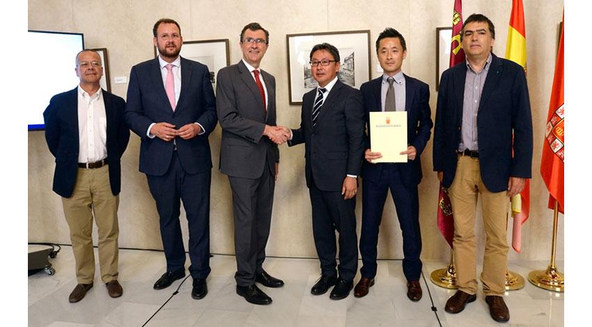 NEC、スペイン ムルシア市とスマートシティの実現に向けイノベーションセンターを共同で設立