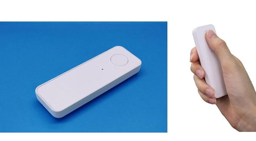 京セラ、LPWAと「AWS IoT 1-Click」対応「LTE-Mボタン」を製品化