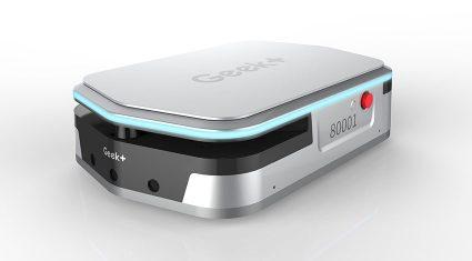 ギークプラス、AI物流ロボット「EVE SLAM型」を発売