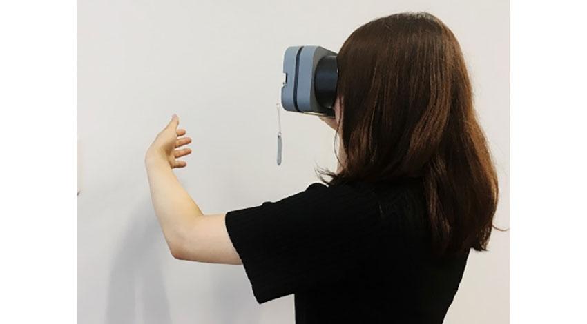 ナーブ、NTTドコモの「空間インターフェース」を活用した直感的なVRコンテンツを開発