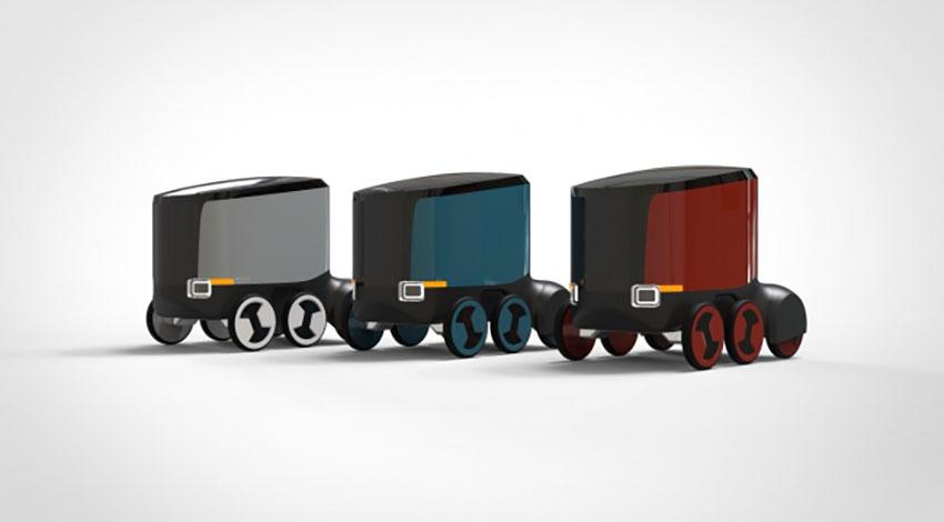 自動配送ロボットの開発を行うスタートアップ「Hakobot」が設立