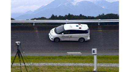 ブリヂストン、タイヤ性能試験の無人自動運転化に向けた開発プロジェクトを開始