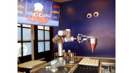 ロボットたこ焼き店OctoChef(オクトシェフ)が長崎ハウステンボスにオープン