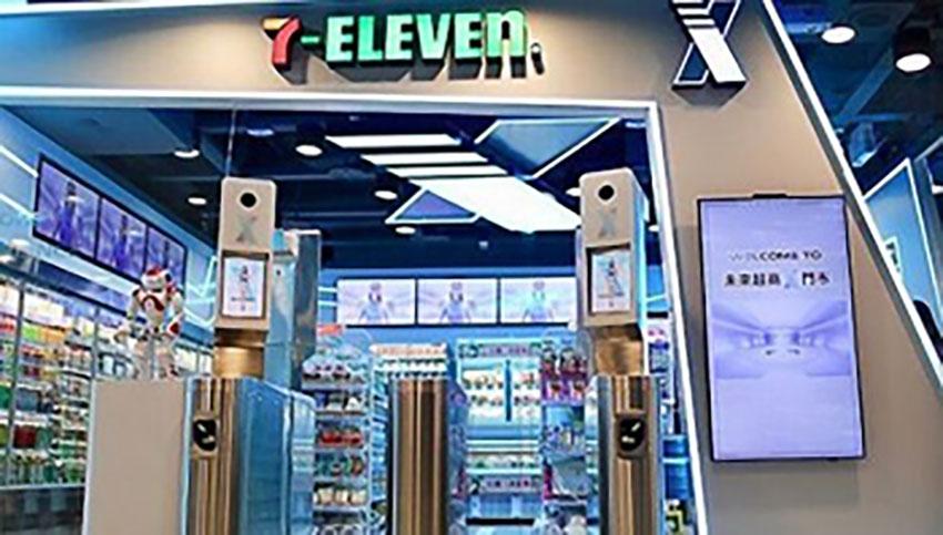 NEC、台湾セブン-イレブンの未来コンビニ「X-STORE」に顔認証システムおよび画像認識を活用したPOSシステムを提供