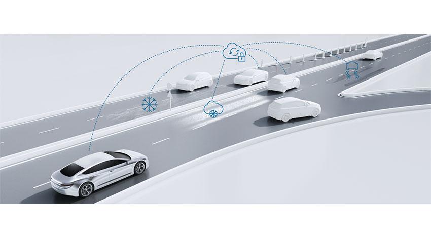 ボッシュ、自動運転車両向け路面状況予測サービスの提供を計画