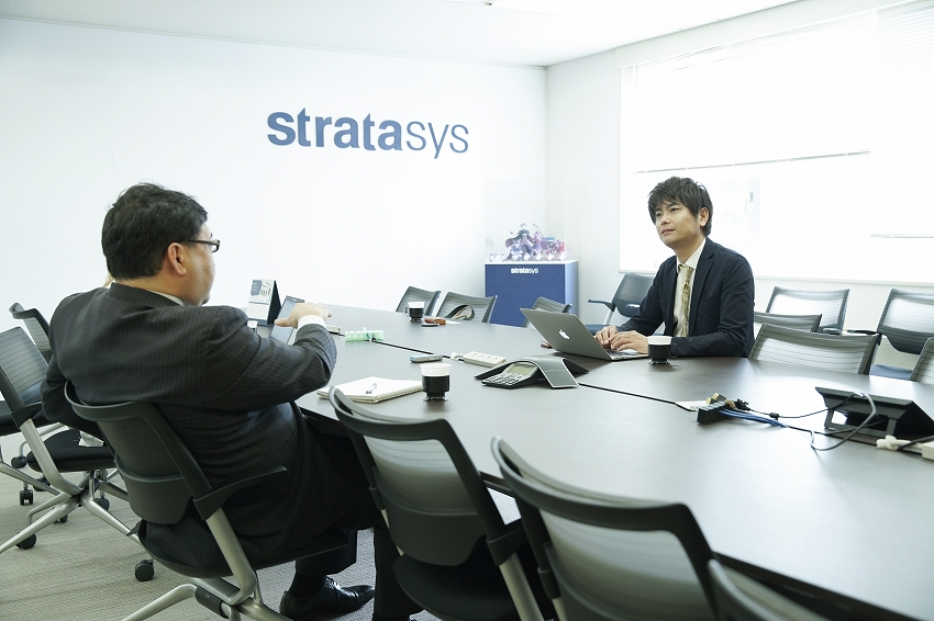 ここまでできる、3Dプリンティングでの製造 -ストラタシス・ジャパン 代表取締役社長 片山氏インタビュー