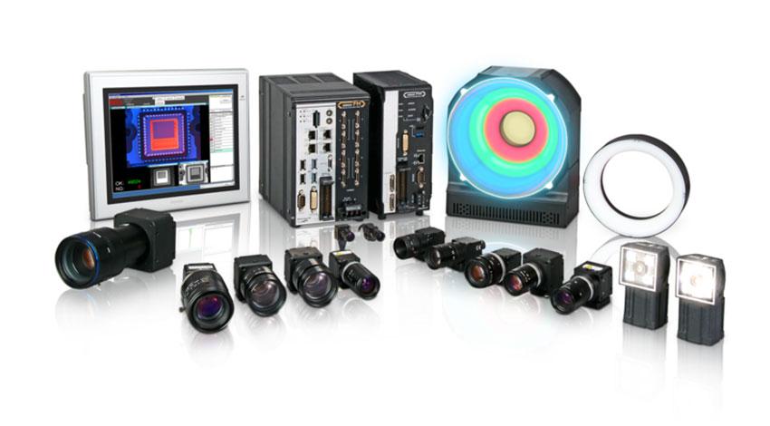 オムロン、照明技術を搭載した画像処理システム「FHシリーズ」を発売