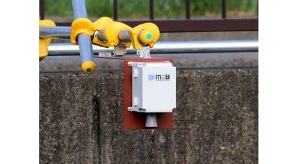 エイビットの危機管理型水位計、静岡県の管理河川で運用を開始