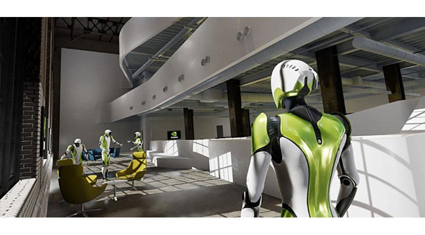 NVIDIAのVRソリューションHolodeck、エンジニアリング・建設向け新機能を追加