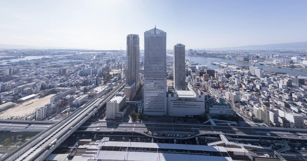 大阪ベイタワー シティーサイクル