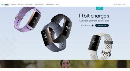 フィットビットが最新のスマートトラッカー「Fitbit Charge 3」を発売、バッテリー寿命は最長7日間