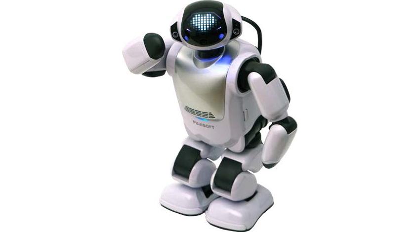 富士ソフト、「コミュニケーション ロボットPALRO ギフト向けモデル」を発売