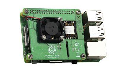 LANケーブルで給電、「Raspberry Pi PoE HAT」の国内販売がスタート