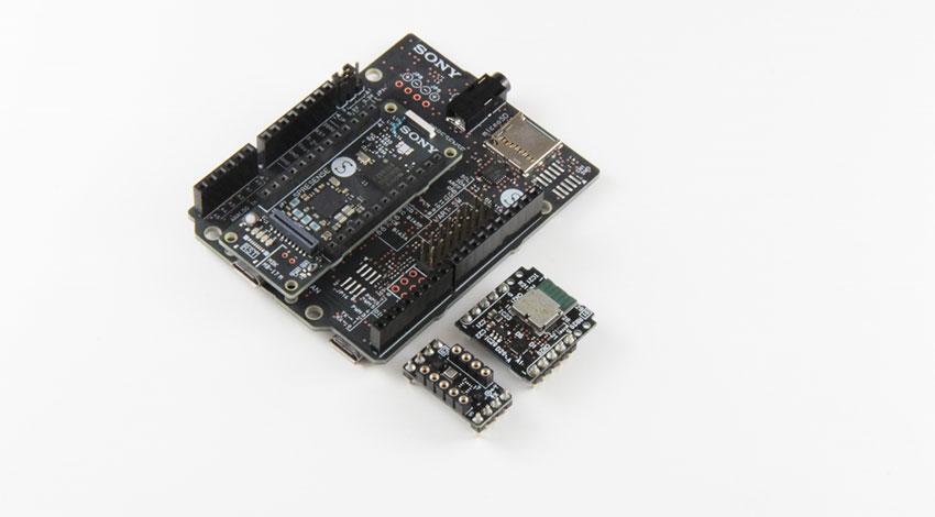 ローム、ソニー「SPRESENSE」向けセンサ拡張ボード、BLE拡張ボードを発売開始