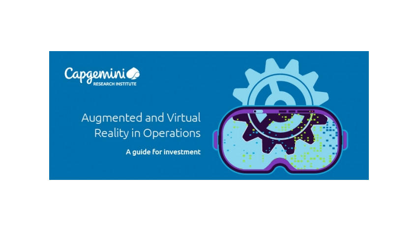キャップジェミニ、今後3年間でAR/VRがビジネスオペレーションの主流となると発表