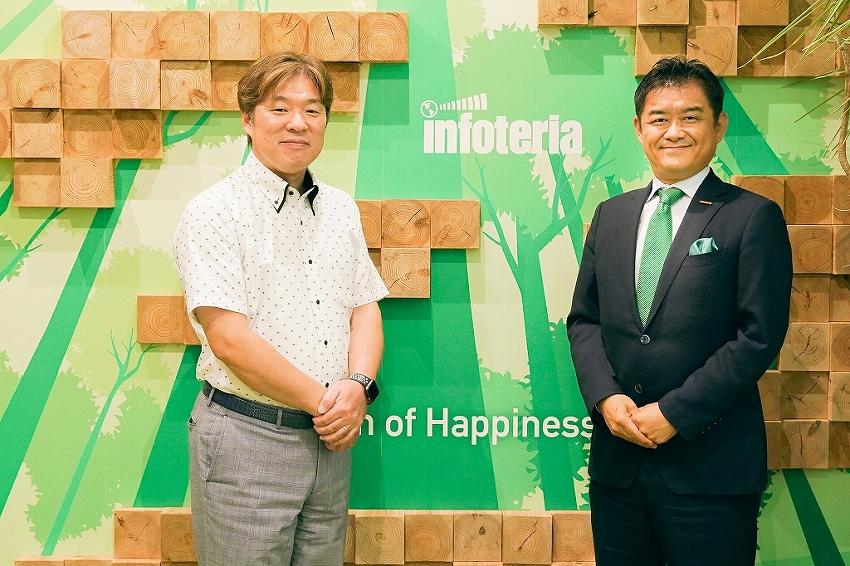 オフィスIoTのあるべき姿を再考する -インフォテリア代表取締役 平野氏、CTO北原氏インタビュー