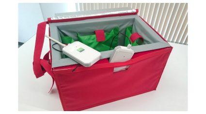 オリエント、Sigfoxを活用した「保冷BOX監視システム」を開発