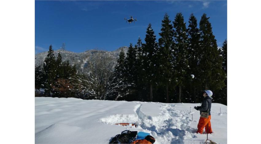 金沢工業大学、UAVの空中写真から画像認識AIエンジンで森林境界や材積等を推定する産官学共同研究を開始