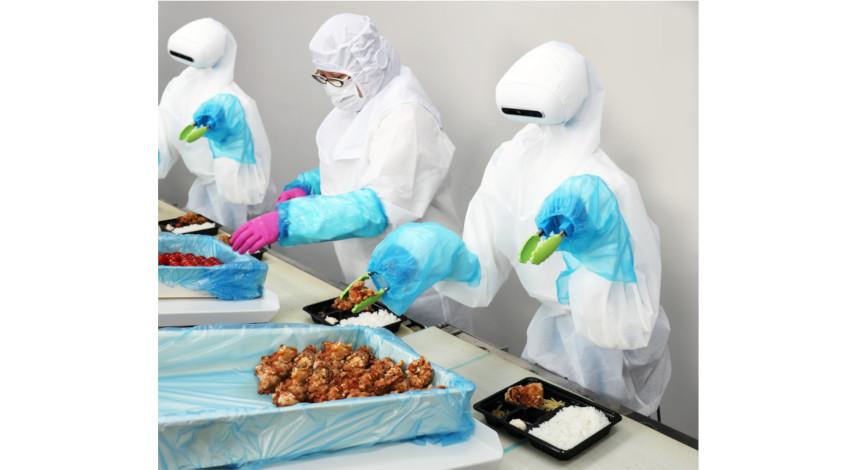 アールティ、弁当のおかずを盛り付ける協働人型サービスロボットを発表