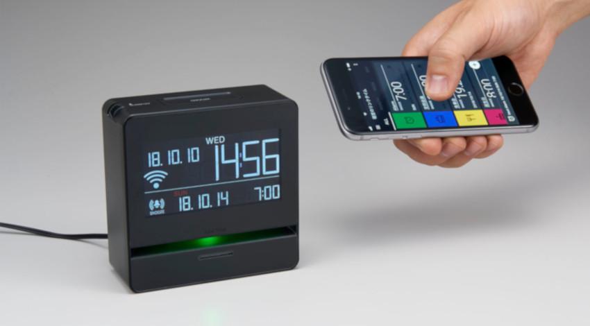 キングジム、無線LANでスマートフォンやPCとつながるデジタル時計「リンクタイム」発売