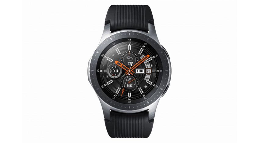 新型スマートウォッチ「Galaxy Watch」発売決定、長時間利用できる大容量バッテリー搭載