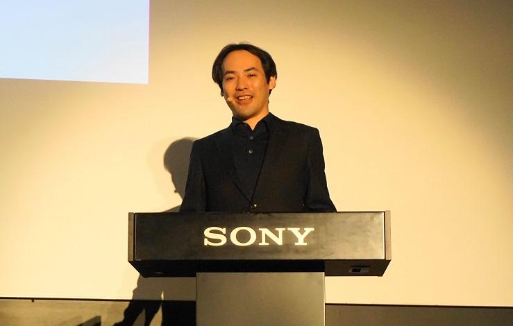 ソニーネットワークコミュニケーションズ株式会社 執行役員 渡辺氏