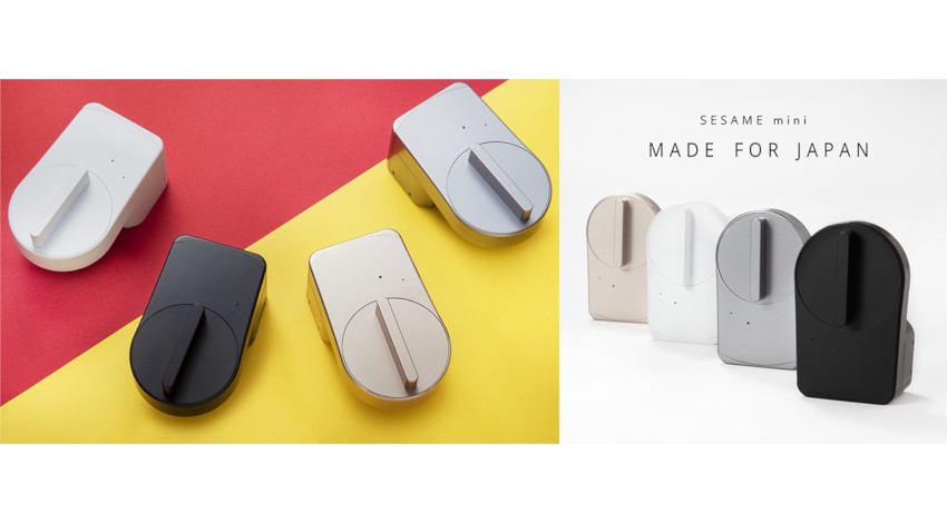 CANDY HOUSE JAPANのスマートロック「SESAME」、Amazon Dash Buttonと連携