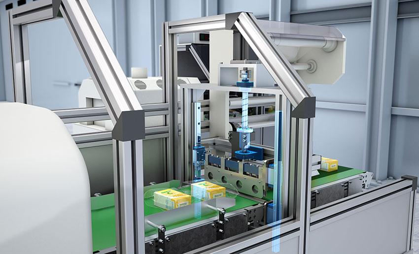 THK・ドコモ・シスコの3社、製造業向けIoTサービス「OMNI edge」を発表