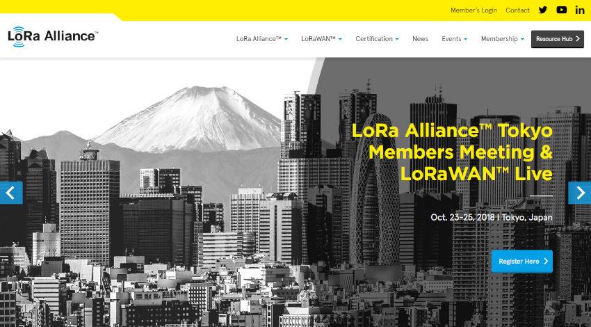 LoRa Alliance、FUOTAをサポートする新スペック発表、LoRaWANプロトコルを強化