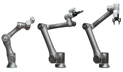 アーム型協調ロボット「TMシリーズ」