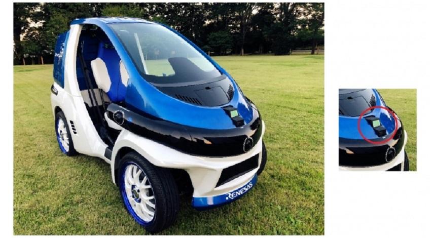パイオニア、「3D-LiDARセンサー」をルネサス車載情報システム用SoC「R-Car」に対応