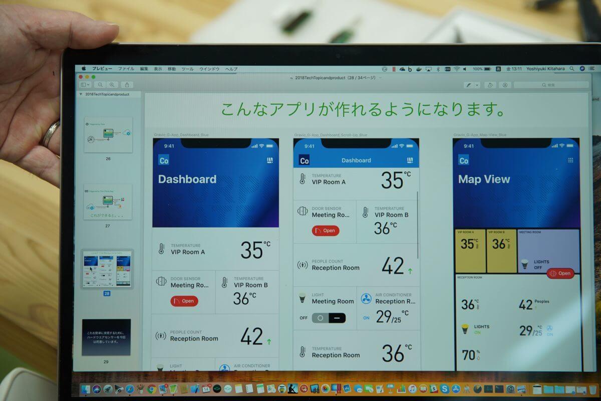 新しいGravioで始める、オフィスや店舗での簡単IoT
