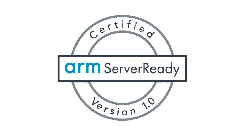 Armベースのサーバーを認証する「Arm ServerReady」プログラムを発表