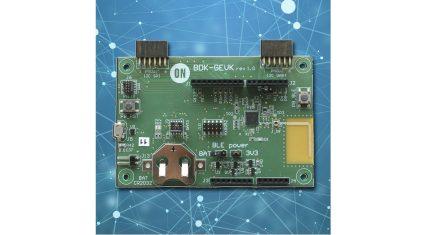 オン・セミコンダクター、無線SoC活用した低消費電力IoTソリューションを発表
