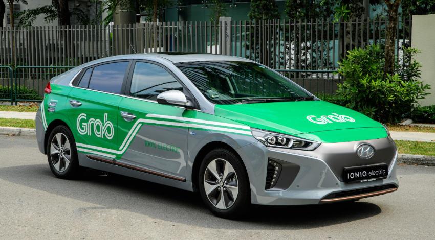 現代自動車と起亜自動車、東南アジアでEV導入加速のためGrabに2億5,000万ドル出資