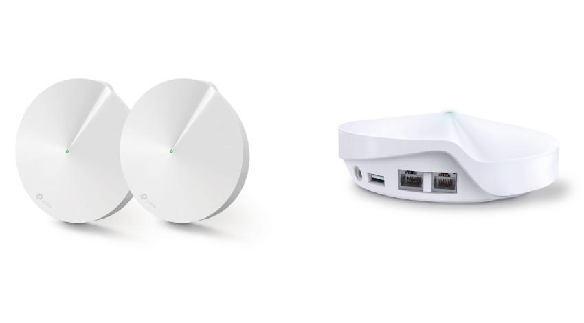 TP-Link、トライバンド・IoT対応のメッシュWi-Fiルーター「Deco M9 Plus」発売