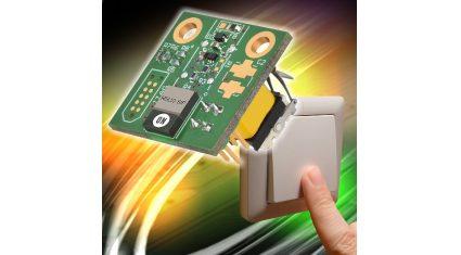 オン・セミコンダクター、超低電力RSL10 SIPと環境発電技術を組み合わせたBluetooth Low Energyスイッチを発表