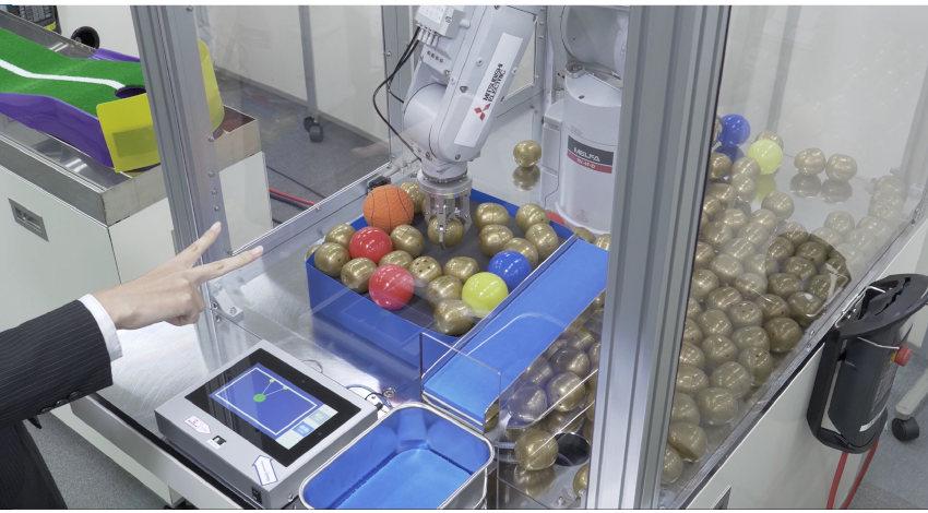 立花エレテック、ロボットや近未来ミニチュア工場などを展示するショールームを東京支社に開設