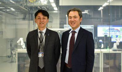 デジタルツインを体験、ものづくり共創スペース「NEC DX Factory」訪問レポート