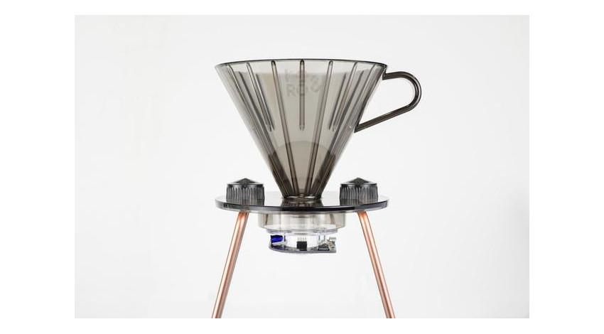 KOANDRO、AIで自分好みのコーヒーが楽しめる「ドリップアナライザー」を発表