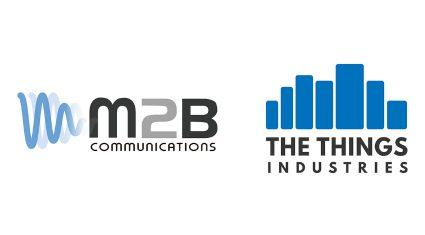 M2Bコミュニケーションズ、LoRaWAN事業でThe Things Industriesと業務提携