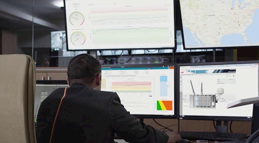 ABB、電力設備の状態をリアルタイムで評価する予測保全ソリューションを提供