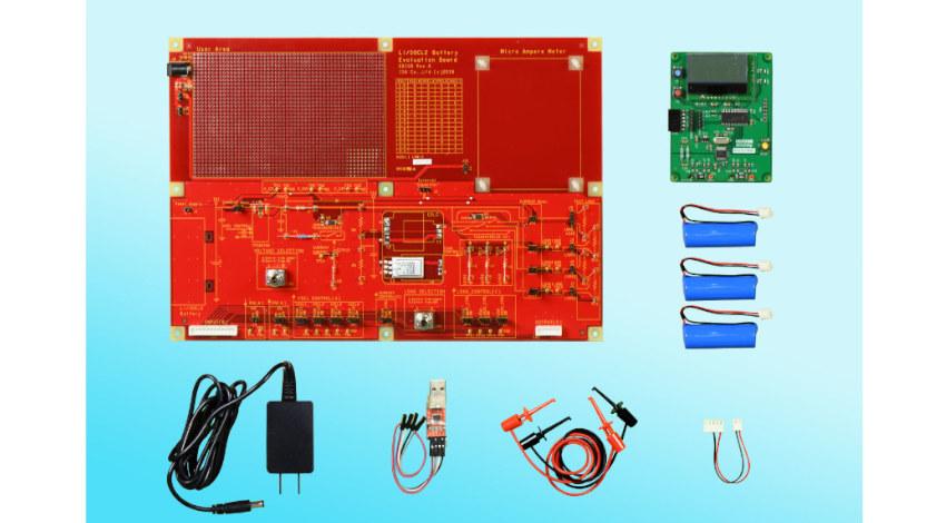 アイエスエイ、LPWA活用のIoTセンサデバイス用長期間バッテリ駆動電源回路評価ボード「EB100」発売