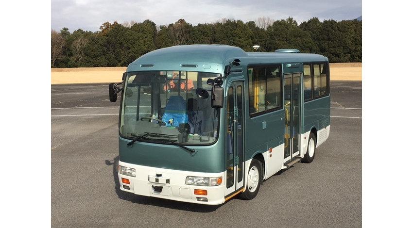 JR東日本・先進モビリティ・愛知製鋼等7社、バス自動運転の技術実証開始