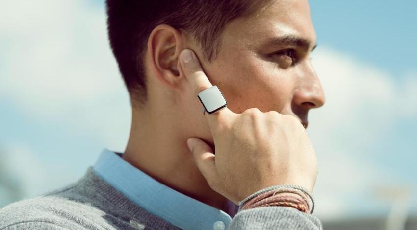 指輪型スマートデバイス「ORII」、+Styleで発売