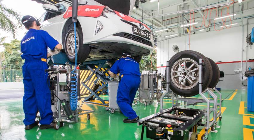 トヨタ、配車サービス事業者向けに車両管理・保険・メンテナンス等のトータルケアサービスを開発
