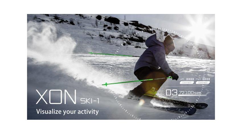 Cerevo、IoTでスキー技術を向上させるスキー板⽤センサーモジュール「SKI-1」を開発