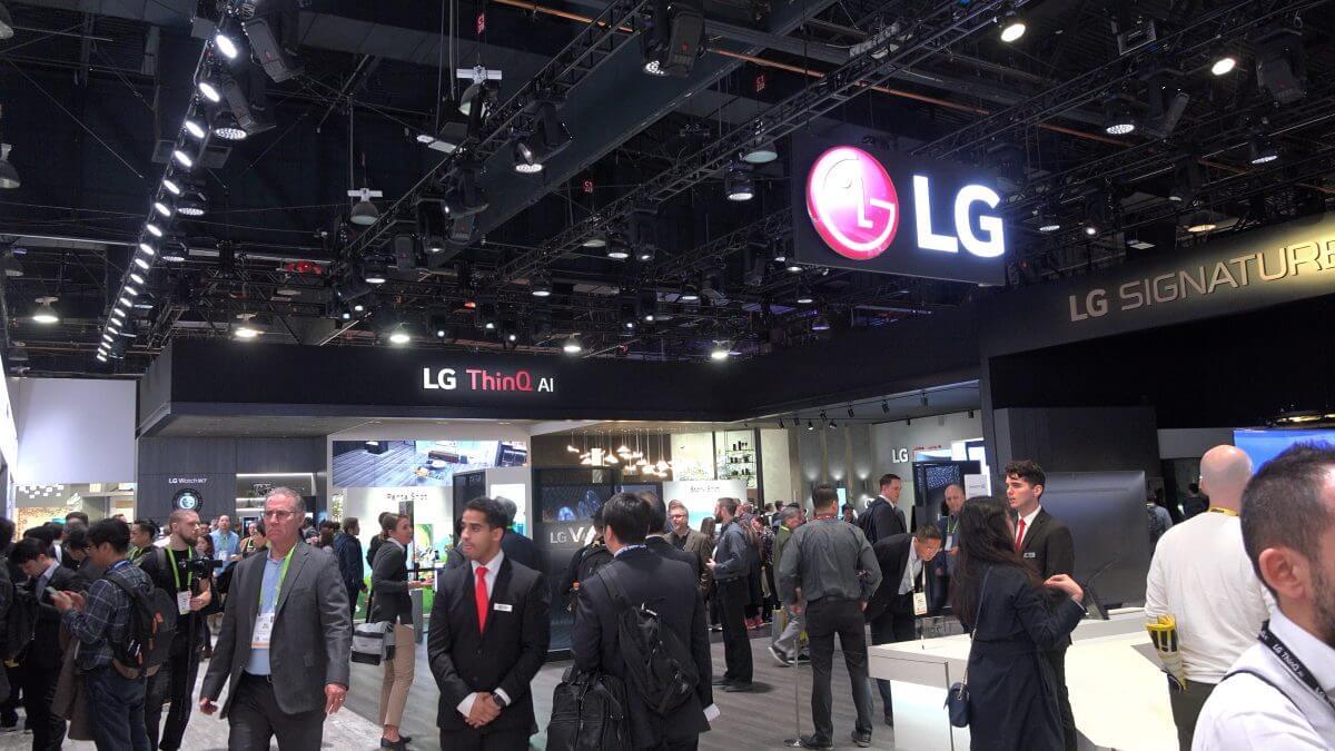 CES2019 LG